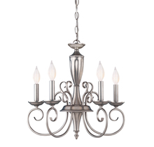 Savoy House KP-1-5005-5-69 - Spirit 5 Light Chandelier