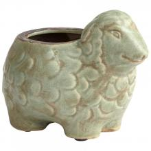 Cyan Designs 08763 - Lala Lamb Planter