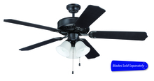 "Craftmade C205FB - 52"" Ceiling Fan - Ceiling Fan Motor only - Blades sold separately"