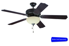 "Craftmade C208AG - 52"" Ceiling Fan - Ceiling Fan Motor only - Blades sold separately"