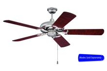 "Craftmade CI52BN - 52"" Ceiling Fan - Ceiling Fan Motor only - Blades sold separately"