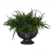 Uttermost 60137 - Uttermost Amberly Fern Centerpiece