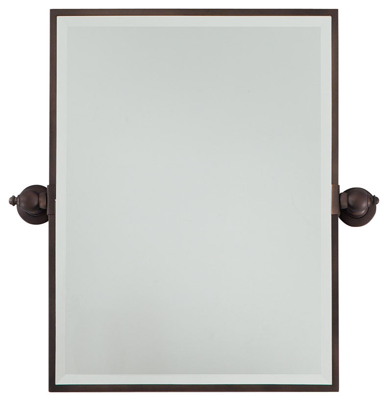 Rectangle Mirror - Beveled
