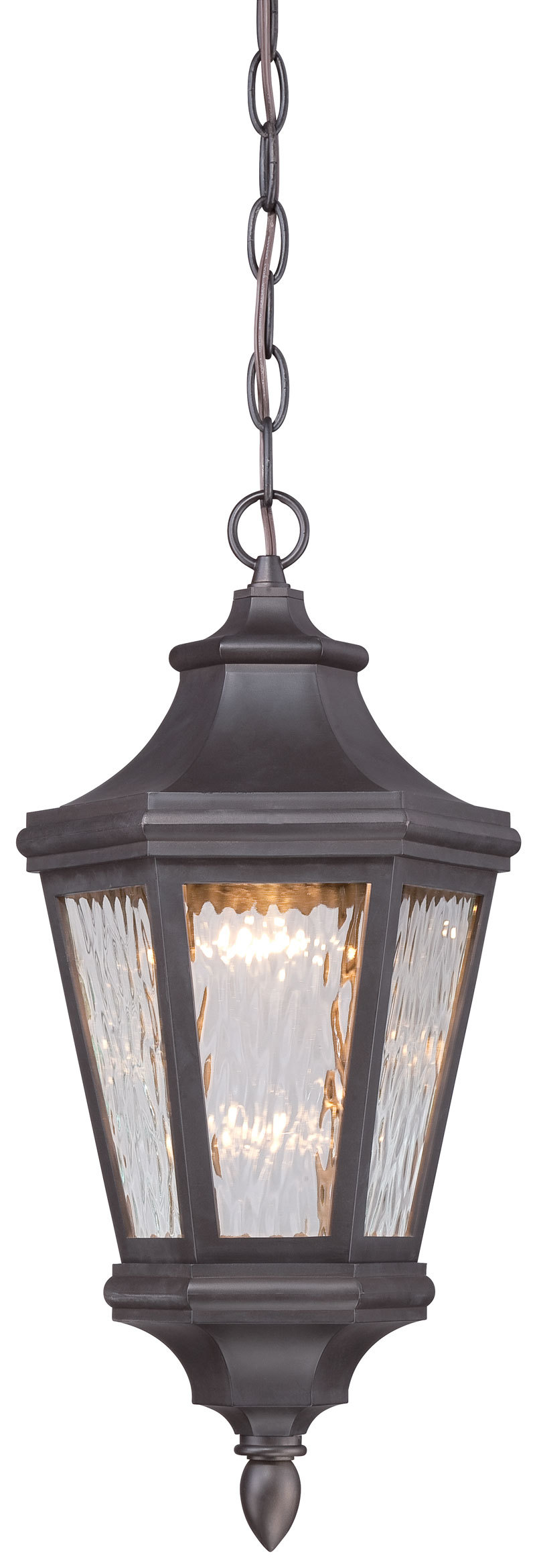 Wilkinson's House of Lighting in St.George, Utah, United States, Minka-Lavery 71824-143-l, LED Outdoor Lantern, Hanford Pointe