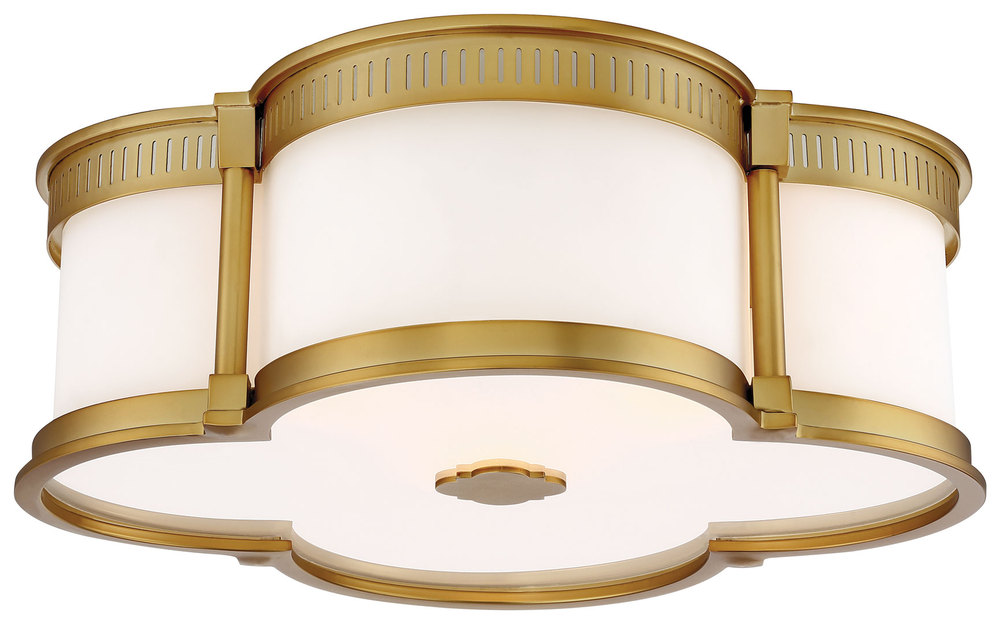 Wilkinson's House of Lighting in St.George, Utah, United States, Minka-Lavery 824-249, 3 Light Flush Mount,