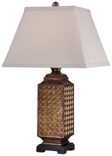 Minka-Lavery 13039-0 - 1 Light Table Lamp