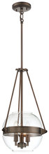 Minka-Lavery 2290-281 - 3 Light Pendant
