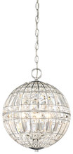 Minka-Lavery 2354-77 - 4 Light Pendant