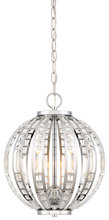 Minka-Lavery 2374-77 - 4 Light Mini Chandelier