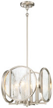 Minka-Lavery 3065-84 - 4 Light Pendant