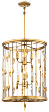 Minka-Lavery 4052-571 - 6 Light 2 Tier Pendant
