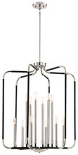 Minka-Lavery 4069-572 - 12 Light Chandelier