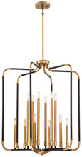 Minka-Lavery 4069-660 - 12 Light Chandelier