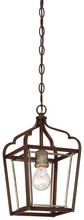 Minka-Lavery 4341-593 - 1 Light Mini Pendant