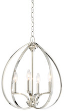 Minka-Lavery 4984-613 - 4 Light Pendant