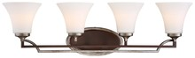 Minka-Lavery 5344-593 - 4 Light Bath