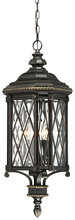 Minka-Lavery 9324-585 - 4 Light Outdoor Chain Hung