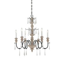 Savoy House 1-4340-6-192 - Madeliane 6 Light Chandelier