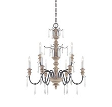 Savoy House 1-4341-9-192 - Madeliane 9 Light Chandelier