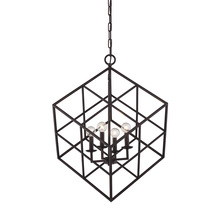Savoy House 3-313-4-13 - Halston 4 Light Pendant