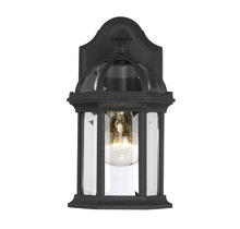 Savoy House 5-0629-BK - Kensington Wall Mount Lantern