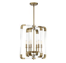 Savoy House 7-1661-6-322 - Rotterdam 6 Light Pendant