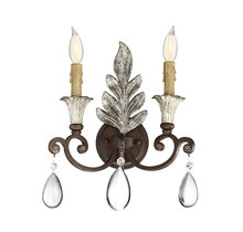 Savoy House 9-3010-2-8 - St. Laurence 2 Light Sconce