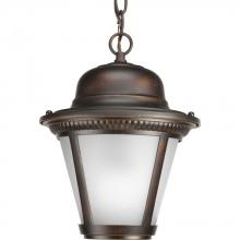 Progress P5530-2030K9 - 1-9W LED HANGING LANTERN