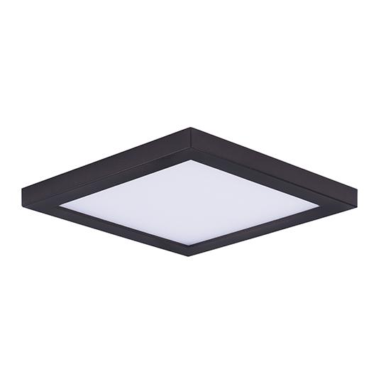 "Wafer LED 6.25"" SQ Wall/Flush Mount"