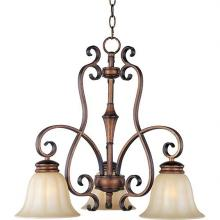 Maxim 22244WSPD - Fremont-Down Light Chandelier