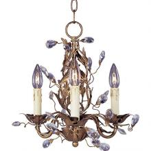Maxim 2855EG - Elegante 3-Light Chandelier