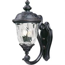 Maxim 40423WGOB - Carriage House VX 2-Light Outdoor Wall Lantern