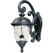 Maxim 40496WGOB - Carriage House VX 2-Light Outdoor Wall Lantern