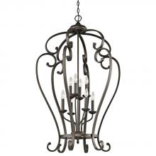 Kichler 43167OZ - Foyer Chandelier 8Lt