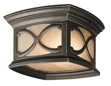 Kichler 49232OZ - Outdoor Ceiling 2Lt