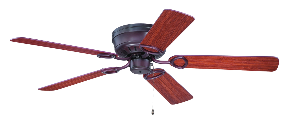 "Pro Universal Hugger 52"" Ceiling Fan Kit in Oiled Bronze"