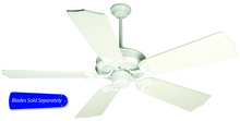 "Craftmade CXL52W - CXL 52"" Ceiling Fan in White (Blades Sold Separately)"