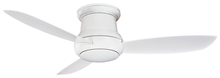 Minka-Aire F574-WH - One Light White Outdoor Fan