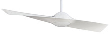 "Minka-Aire F823-WH - Wing 52"" - High Gloss White"