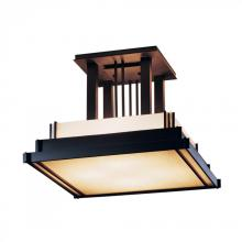 Hubbardton Forge 123715-SKT-10-BB0416 - Steppe Large Semi-Flush