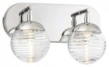 Minka George Kovacs P5272-613-L - VEMO 2 Light LED Bath