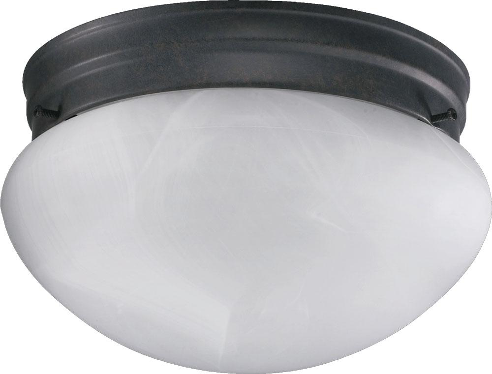 "Wilkinson's House of Lighting in St.George, Utah, United States, Quorum 3021-6-44, 6"" FAUX ALAB MUSHROOM -TS,"