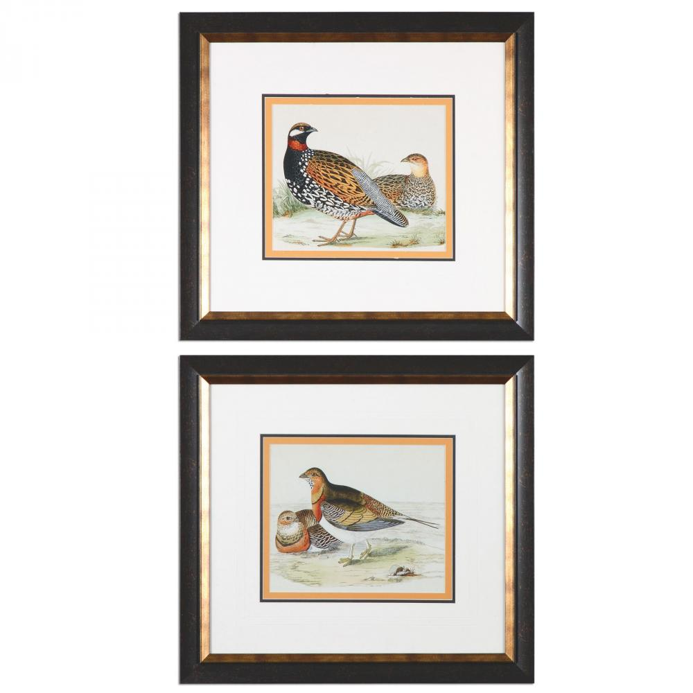 Wilkinson's House of Lighting in St.George, Utah, United States, Uttermost 33612, Uttermost Pair Of Quail Framed Prints, S/2, Pair Of Quail