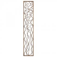 Uttermost 04059 - Uttermost Scribble Aged Gold Wall Panel