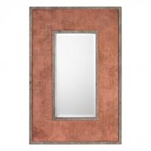 Uttermost 09120 - Uttermost Lassen Rust Red Mirror