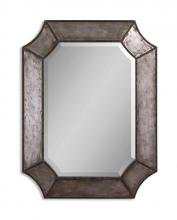 Uttermost 13628 B - Uttermost Elliot Distressed Aluminum Mirror