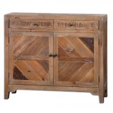 Uttermost 24415 - Uttermost Hesperos Reclaimed Wood Console Cabinet