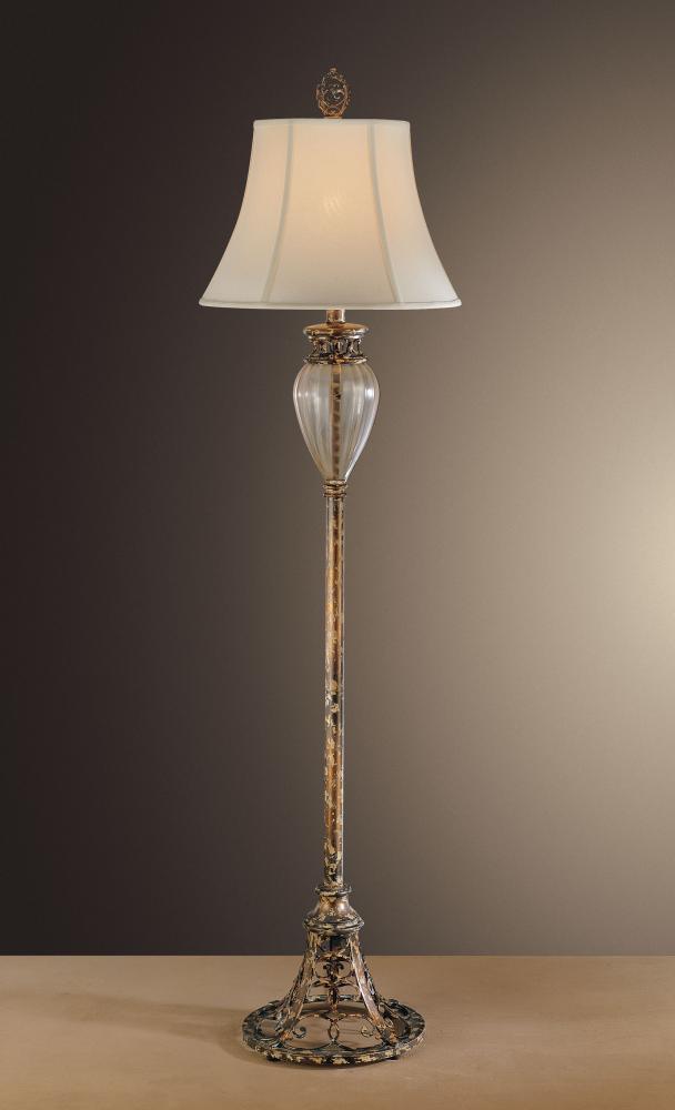 Jessica Mcclintock Romance Furniture Floor Lamp : 22325-473 | Wilkinson's House of Lighting